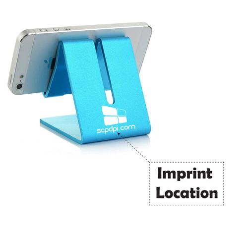 Office Mobile Holder Tablet Stand Imprint Image