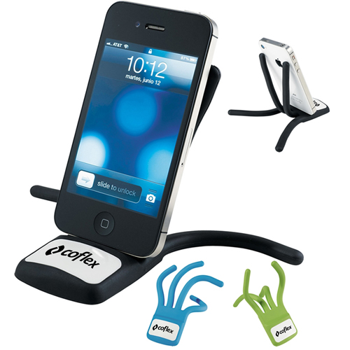 Freddy Flexible Finger Mobile Phone Holder