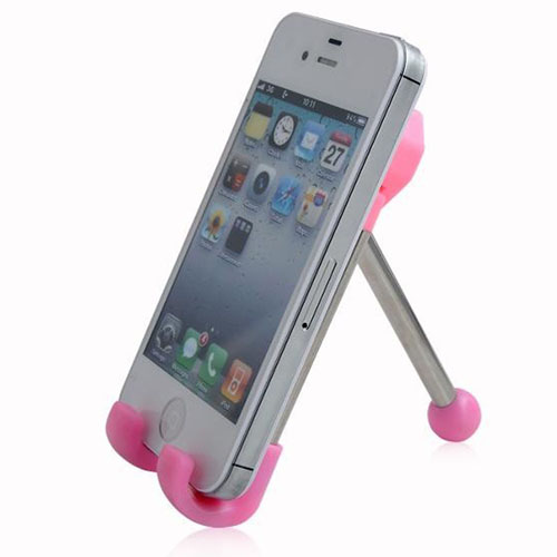 Tablet Phone Stand-Up Desk Holder Image 3