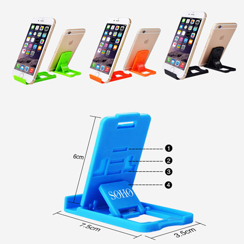 Adjustable Support Display Stand Phone Holder Image 4