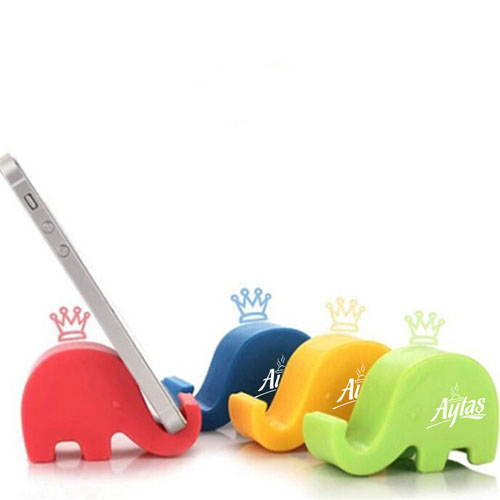 Fashion Mini Elephant Stand Holder