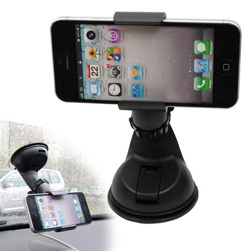 Car Mount Cradle Dashboard Phone Holder