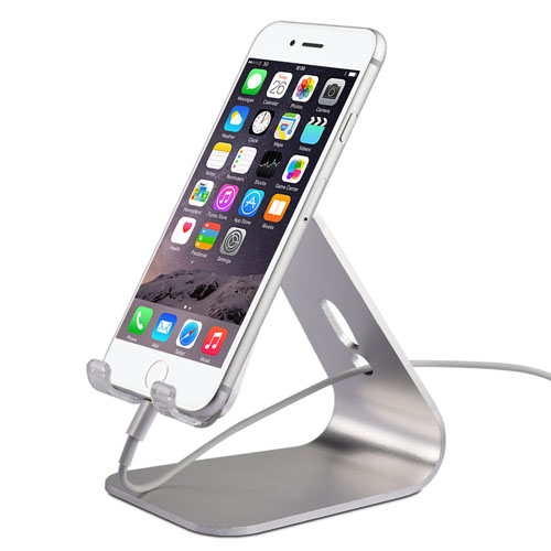 Cool Adjustable Fold Metal Stand Holder Image 1