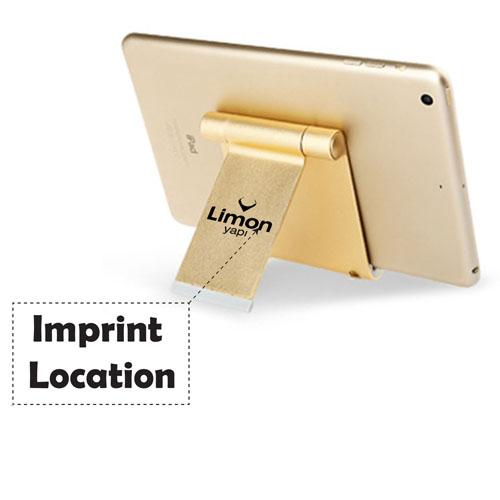 Desk Holder Bracket Phone Stand Imprint Image