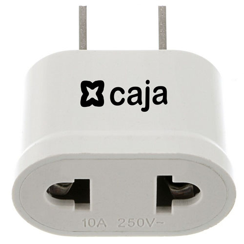 Travel Adapter Power Converter Wall Plug Image 1