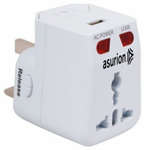 Travel Adapter USB Charger Converter Plug