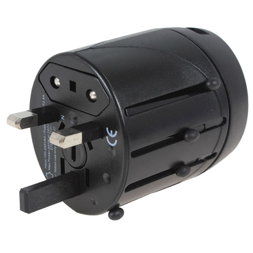4 in 1 USB World Travel Adapter Converter Image 4