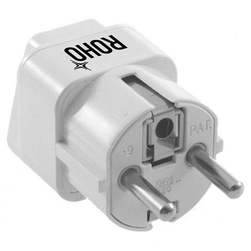 AC Plug Travel Home Converter Adapter Image 1