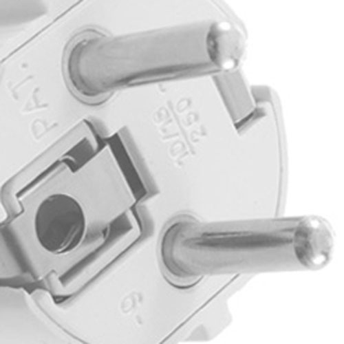 AC Plug Travel Home Converter Adapter Image 5