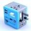 All In One 2 USB Port Travel AC Charger Adaptor Image 3