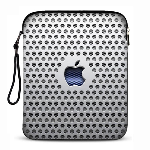 Soft Neoprene Tablet Sleeve Pouch Image 2