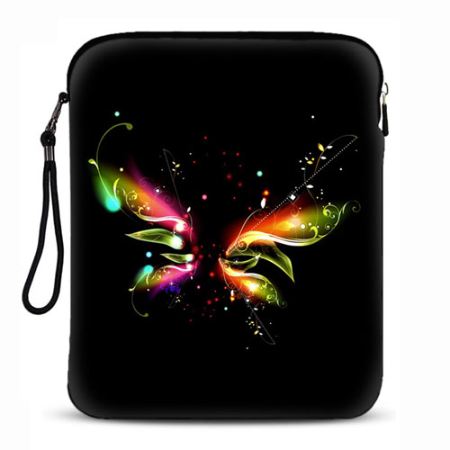Soft Neoprene Tablet Sleeve Pouch Image 5