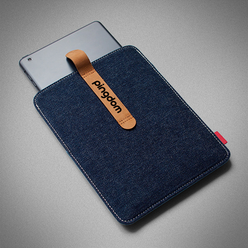 7.9 Inch Denim Tablet Case