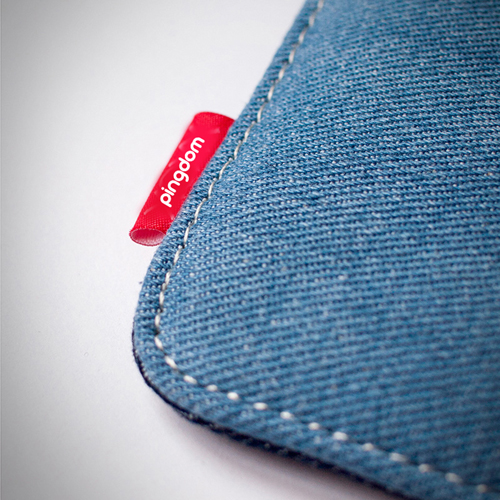 7.9 Inch Denim Tablet Case Image 4