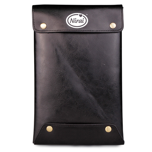 Genuine Cow Leather Case Cover Sleeve Image 4