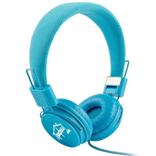 Foldable Stereo Headset With Mic Image 1