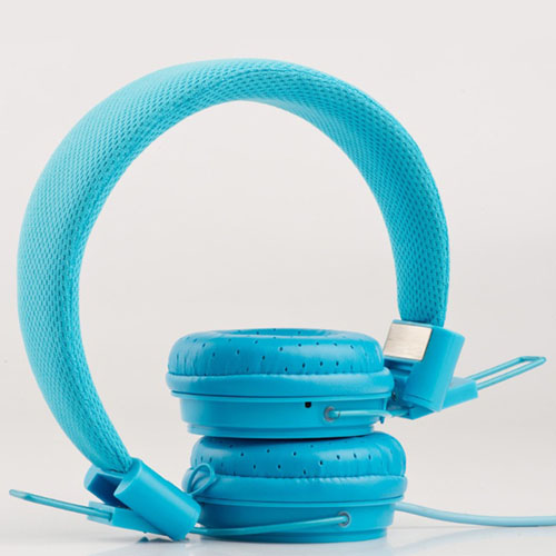 Foldable Stereo Headset With Mic Image 2
