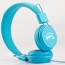 Foldable Stereo Headset With Mic Image 3