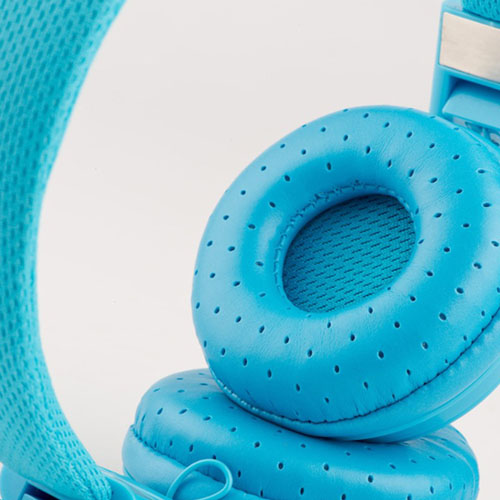 Foldable Stereo Headset With Mic Image 5