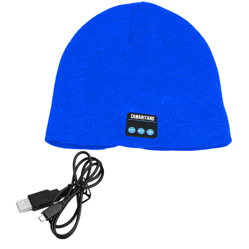 Soft Warm Beanie Wireless Headset