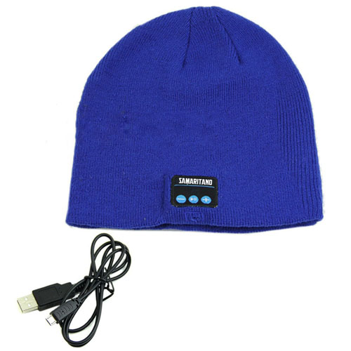 Soft Warm Beanie Wireless Headset Image 2