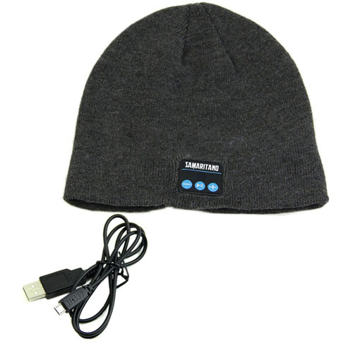 Soft Warm Beanie Wireless Headset Image 3