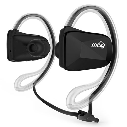 Water Resistant Sport Bluetooth Headset Image 2