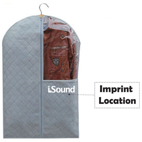 Bamboo Charcoal Dust-Proof Suit Cover Imprint Image