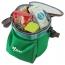 Portable Drum Shaped Thermal Shoulder Bag Image 4