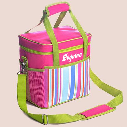 Thermal Fashion Stripe Cooler Bag For Kids Image 1