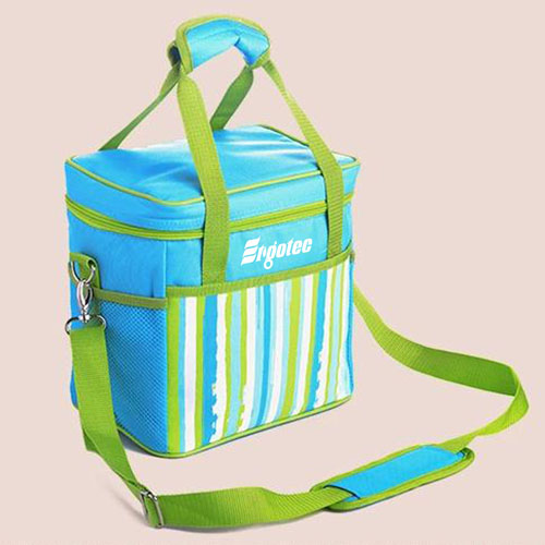 Thermal Fashion Stripe Cooler Bag For Kids Image 2