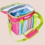 Thermal Fashion Stripe Cooler Bag For Kids Image 3