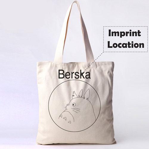 Tpte Eco-Friendly Shoulder Bag Imprint Image