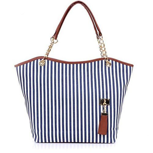 Women Handbags With Tassels Gold Chain