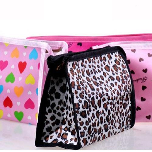Multifunction Women Travel Cosmetic Storage Bag Image 2