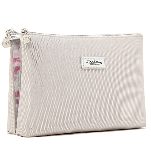 Cotton Makeup Storage Wash Bags Image 1