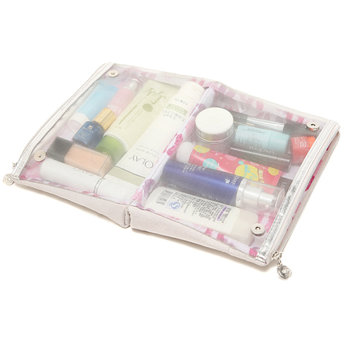 Cotton Makeup Storage Wash Bags Image 2