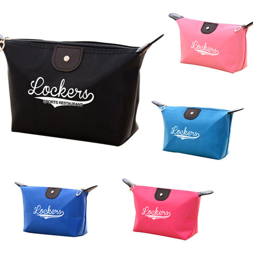 Cute Makeup Case Pouch Toiletry Zipper Bags