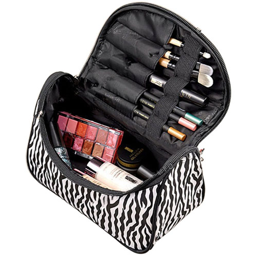 Makeup Storage Beauty Travel Pouch Image 2