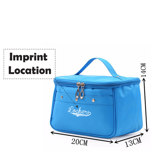 Large Capacity Multifunction Makeup Bag  Imprint Image