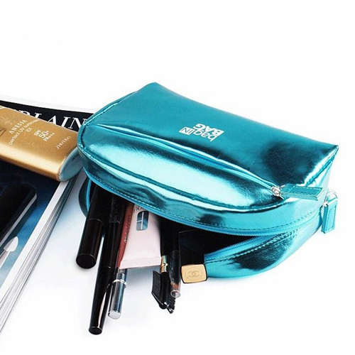 Large Capacity Women Cosmetic Handbag Image 1