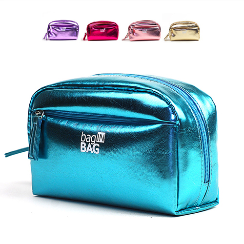 Large Capacity Women Cosmetic Handbag Image 3