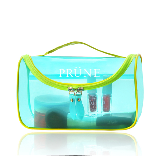 Toiletry Makeup Organizer Transparent Pouch Image 6