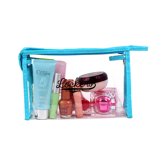 Travel Storage Women Makeup Pouch Image 1
