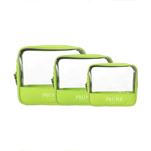 Women Organizer Pouch Transparent Cosmetic Bags Image 3