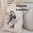 Cartoon Printing Laundry Storage Bag Imprint Image
