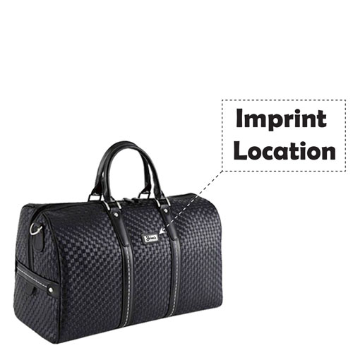 Classic Duffle Bag Imprint Image