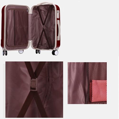 Wear Resistant Spinner Wheel Luggage  Image 5