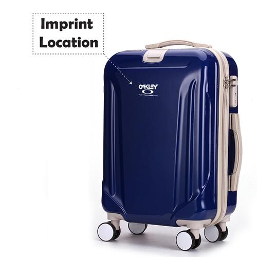 Wear Resistant Spinner Wheel Luggage  Imprint Image