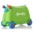 Baby Toy Car Ride Sit Suitcase Image 1